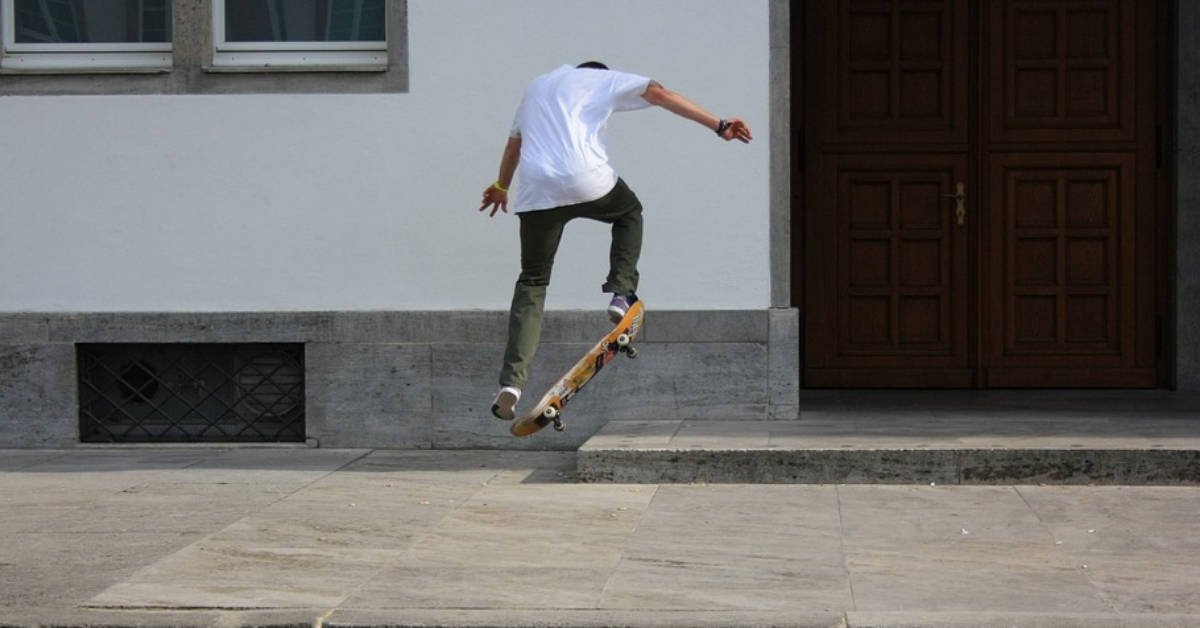 Skateboard Trick Names: Awesome List of 200+ Cool ...