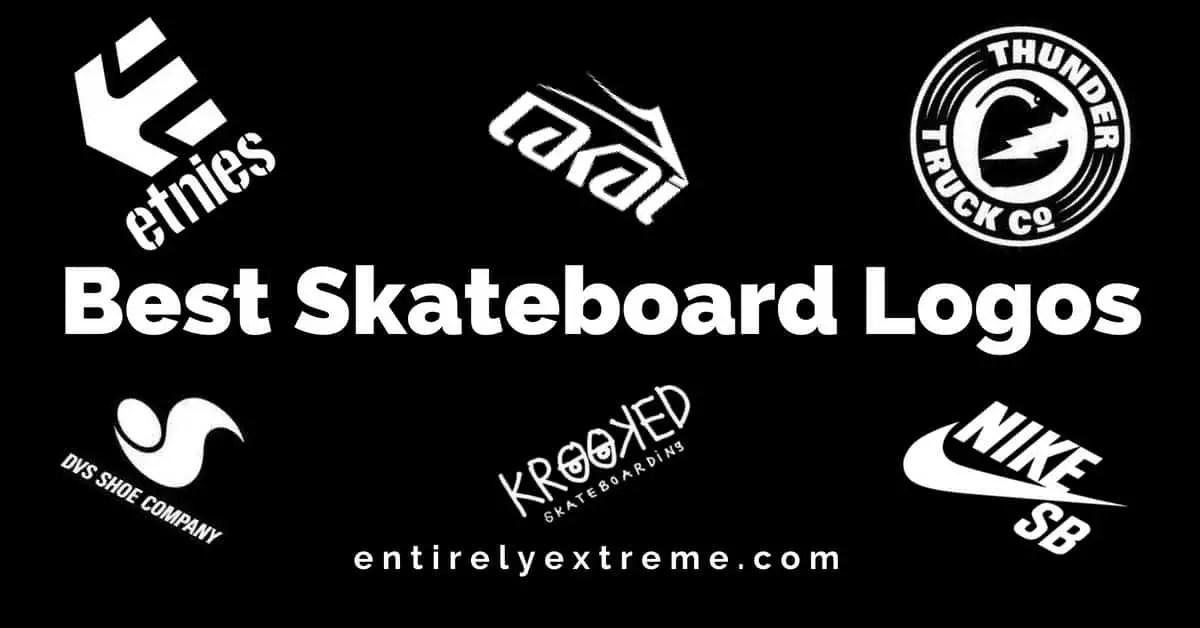 best skateboard logos