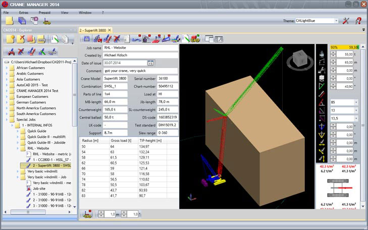 Cranimax. Top 5 Tips for Using Lift Planning Software