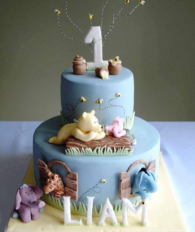 1St Birthday Cake Boy 1st Birthday Cake Designs For Ba Boy Protoblogr Design 1st