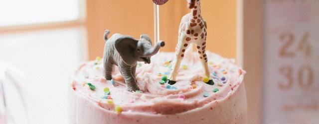 1St Birthday Cakes 1st Birthday Cake Sallys Baking Addiction