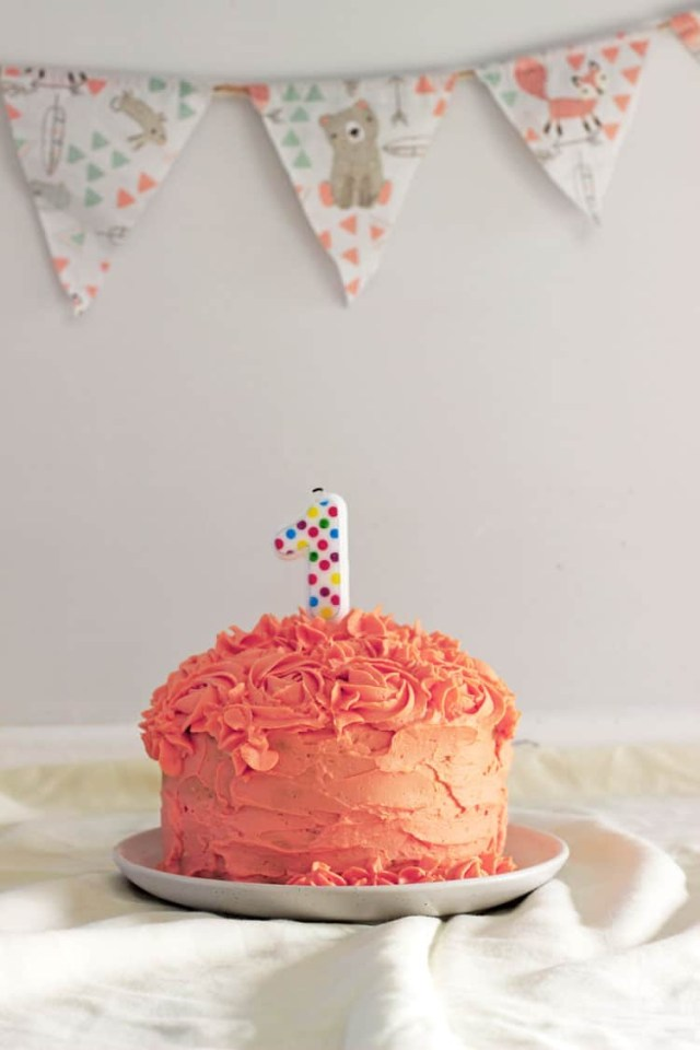 1St Birthday Smash Cake 10 Tips For An Epic 1st The Kiwi Country