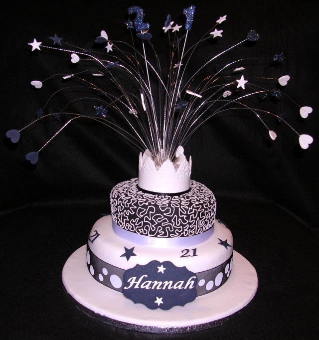 21St Birthday Cake Ideas For Him 21st Cakes Decoration Little