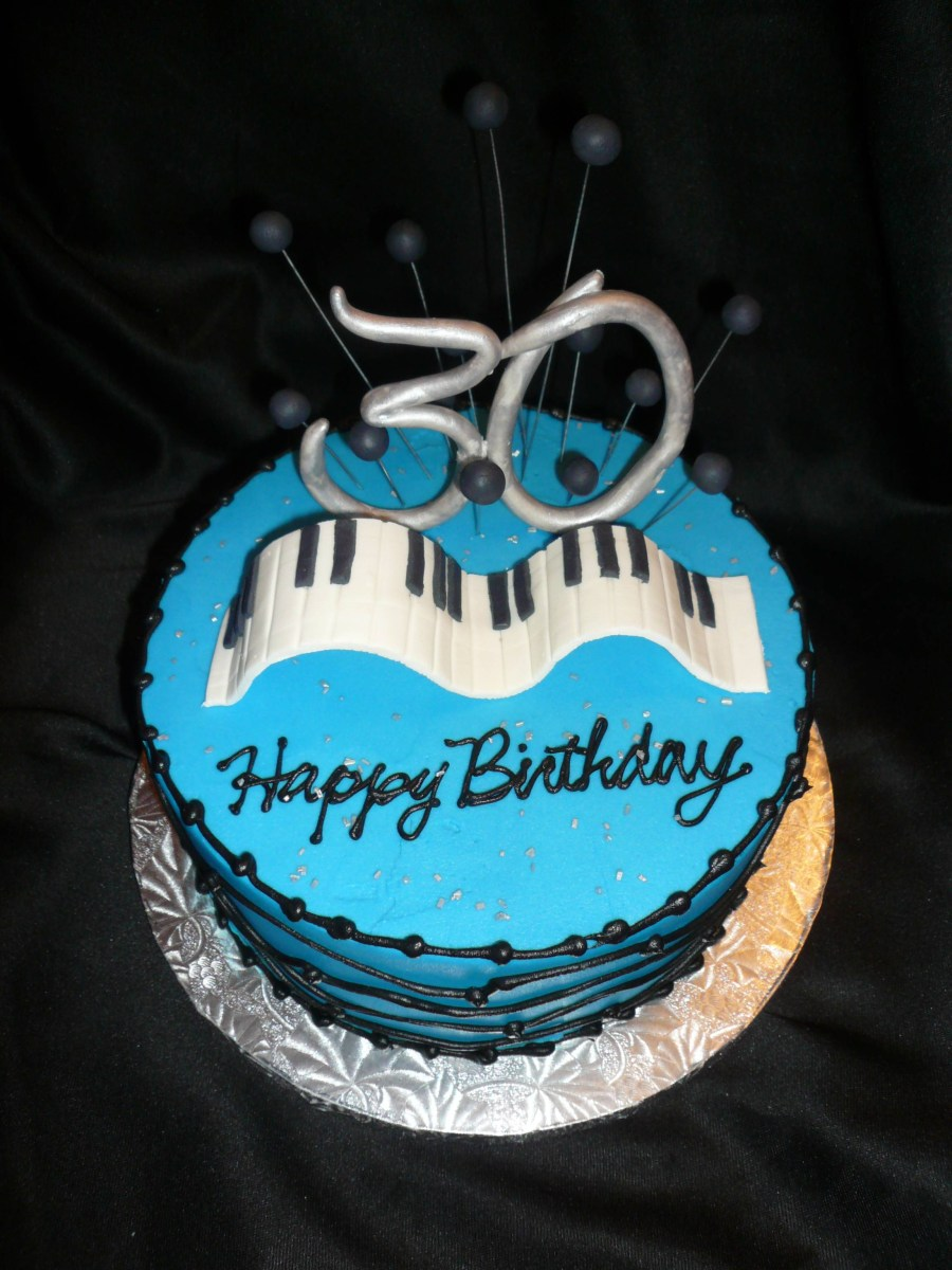 30Th Birthday Cake Ideas 30th For Men Wedding Academy Creative