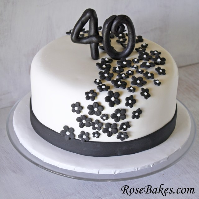 40Th Birthday Cakes For Her 40th Birthday Decoration Ideas For Her Unique Dress Womens Clothing