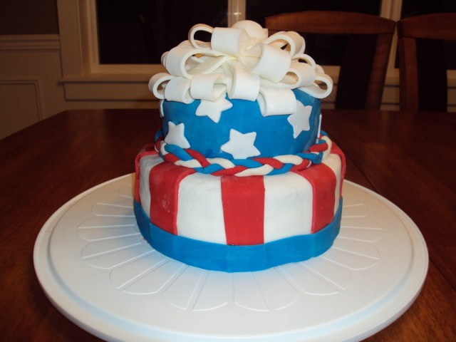 4Th Of July Birthday Cakes 11 Fouth Of July Cakes Happy Birthday Photo July 4th Birthday Cake