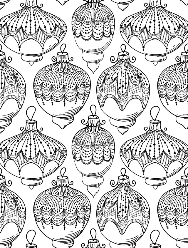 Adult Christmas Coloring Pages Christmas Coloring Pages Adults Free At Seimado