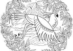 Animal Mandala Coloring Pages Animal Mandalas Coloring Pages Free Coloring Pages