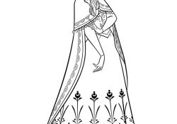 Anna Coloring Pages Coloring Pages Elsa And Anna Coloring Pages Pdf Free Printableelsa