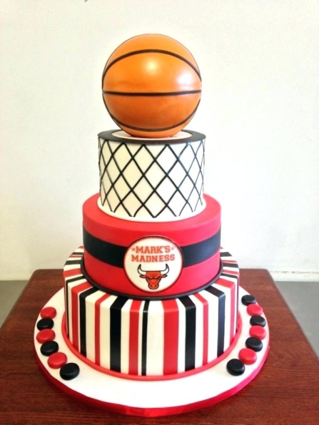 Basketball Birthday Cake Basketball Birthday Cake Ideas S Decorations