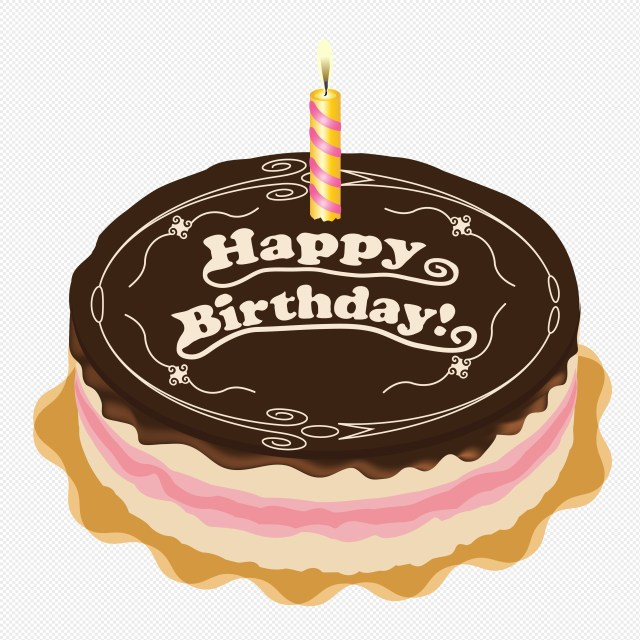 Birthday Cake Images Free Download Chocolate Birthday Cake Png Imagepicture Free Download