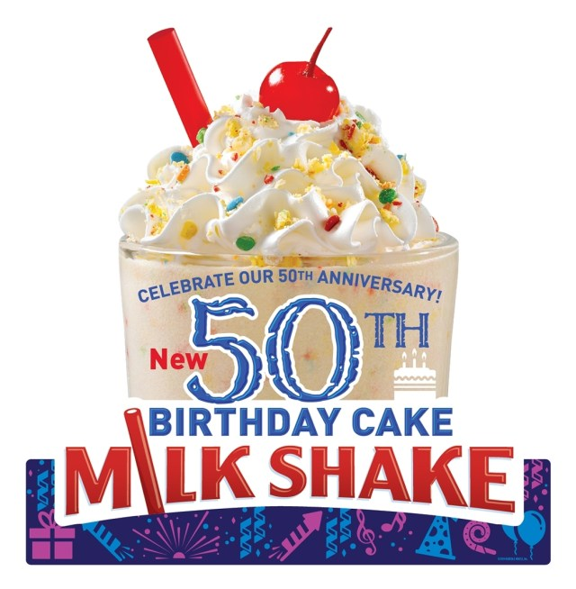 Birthday Cake Shake Huddle House Shakes Things Up With New Milk Shake To Celebrate 50th