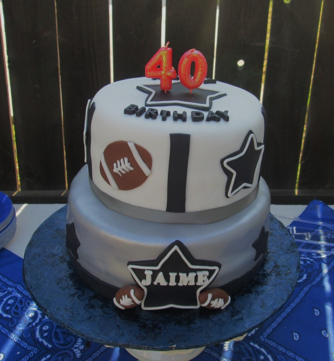 Birthday Cakes Dallas Exploding Cake Cowboys Photos Awesome