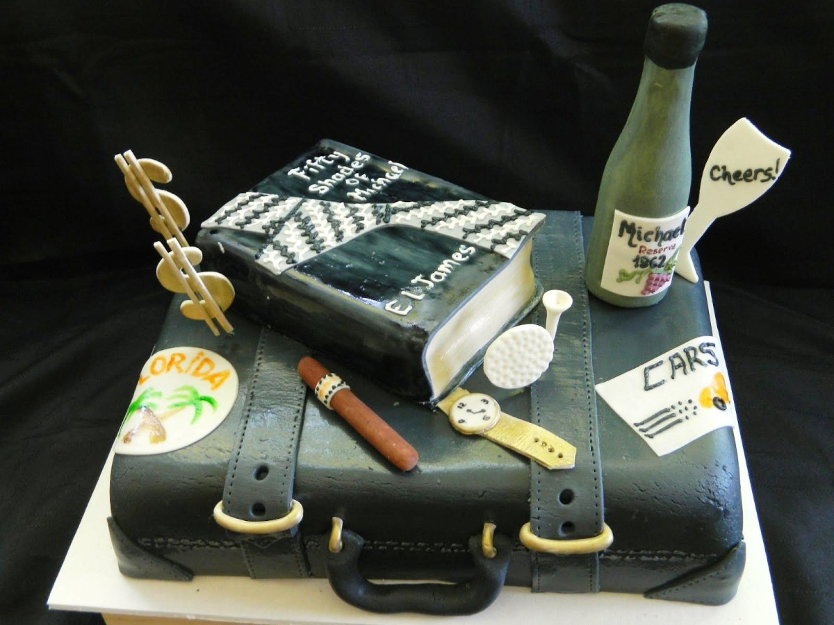 Birthday Cakes For Men 50th Birthday Cake Ideas For A Man Protoblogr