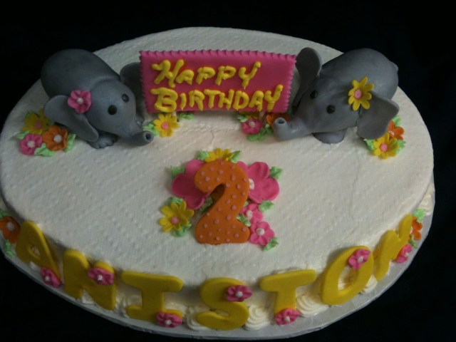Birthday Cakes For Women Elephant Cake D Lady Pinterest