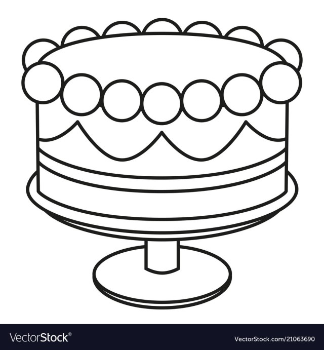 21 Awesome Image Of Black And White Birthday Cake Entitlementtrap Com