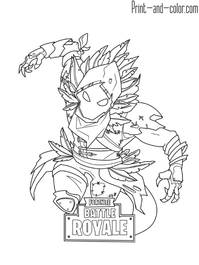 Blank Coloring Pages Best Fortnite Blank Coloring Pages Colin Bookman