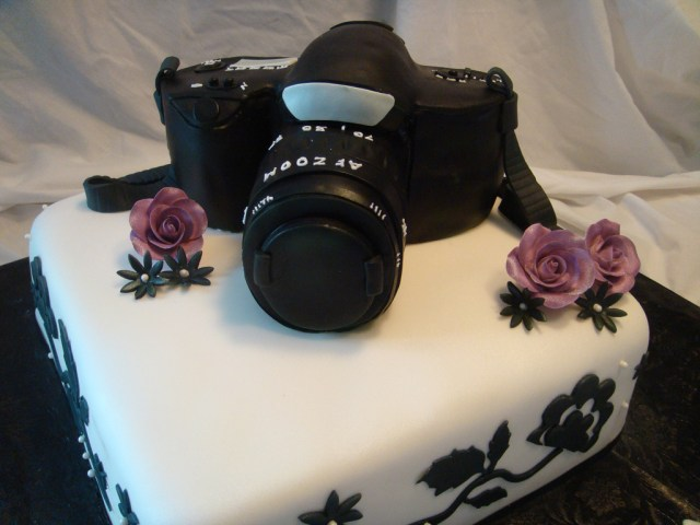 Camera Birthday Cake Camera Birthday Cake This Camera Doesnt Take Pictures Bu Flickr