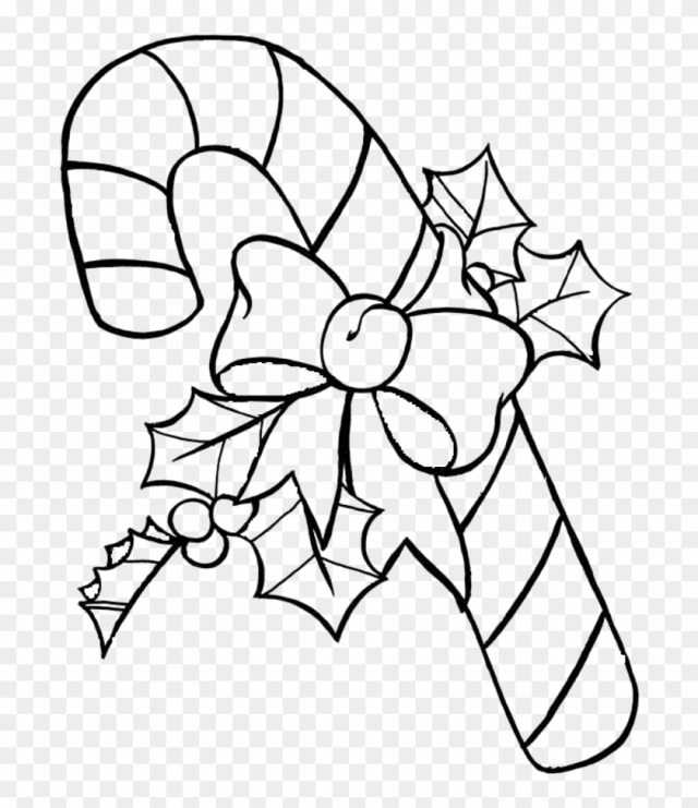 Candy Cane Coloring Page Candy Cane Christmas Coloring Pages Christmas Candy Cane Coloring