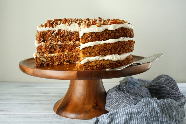 Carrot Cake Birthday Cake Dorie Greenspans Carrot Cake Recipe Nyt Cooking