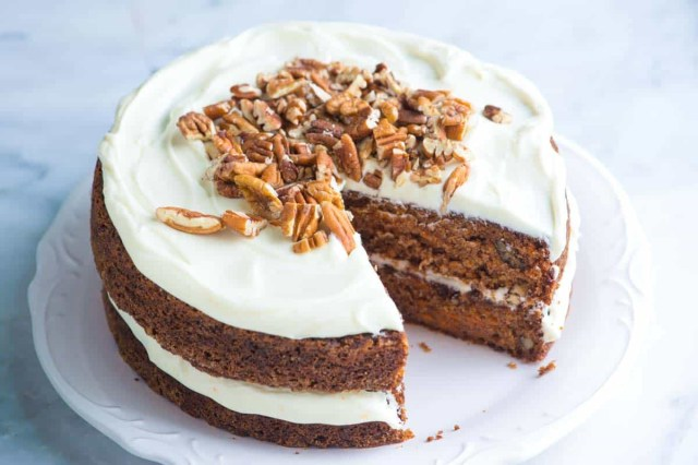 Carrot Cake Birthday Cake Incredibly Moist And Easy Carrot Cake Recipe