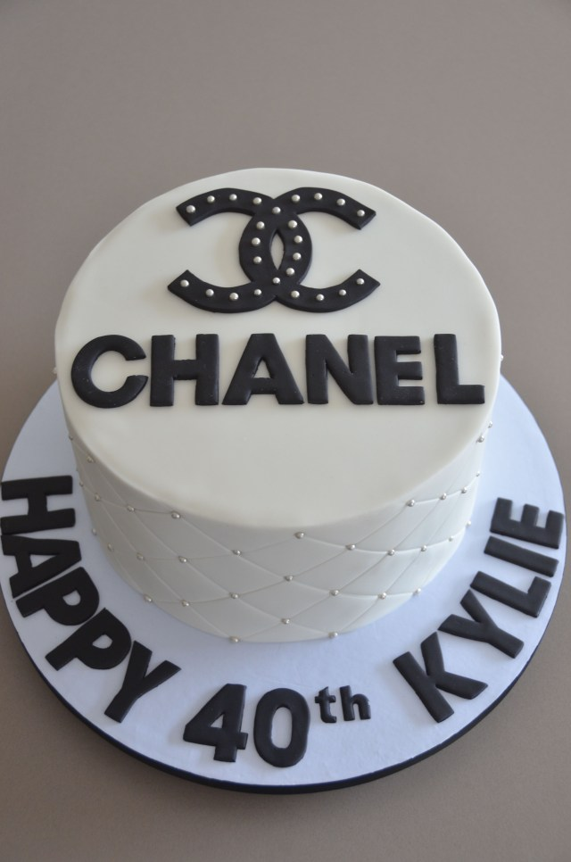 Chanel Birthday Cake Chanel Birthday Cake All About The Flavour Cake Creations