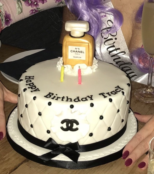 Chanel Birthday Cake Chanel Birthday Cake Yelp