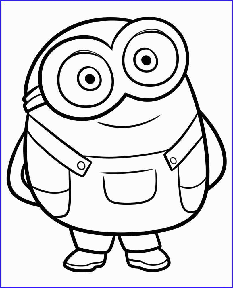 Coloring pages minions coloring pages outstanding minion coloring book pages printable
