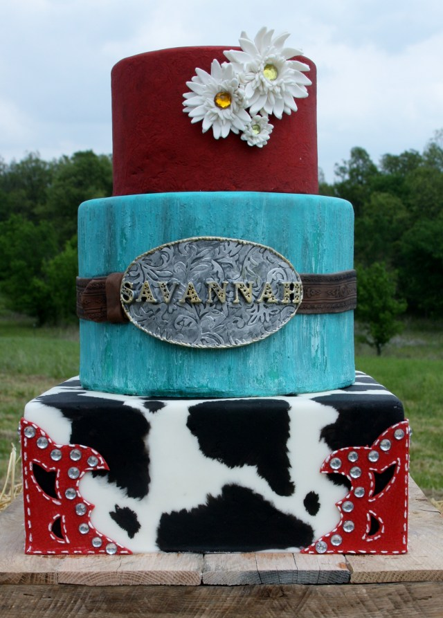 Cowgirl Birthday Cake Cowgirl Birthday Cake Cakes Pamela Jane