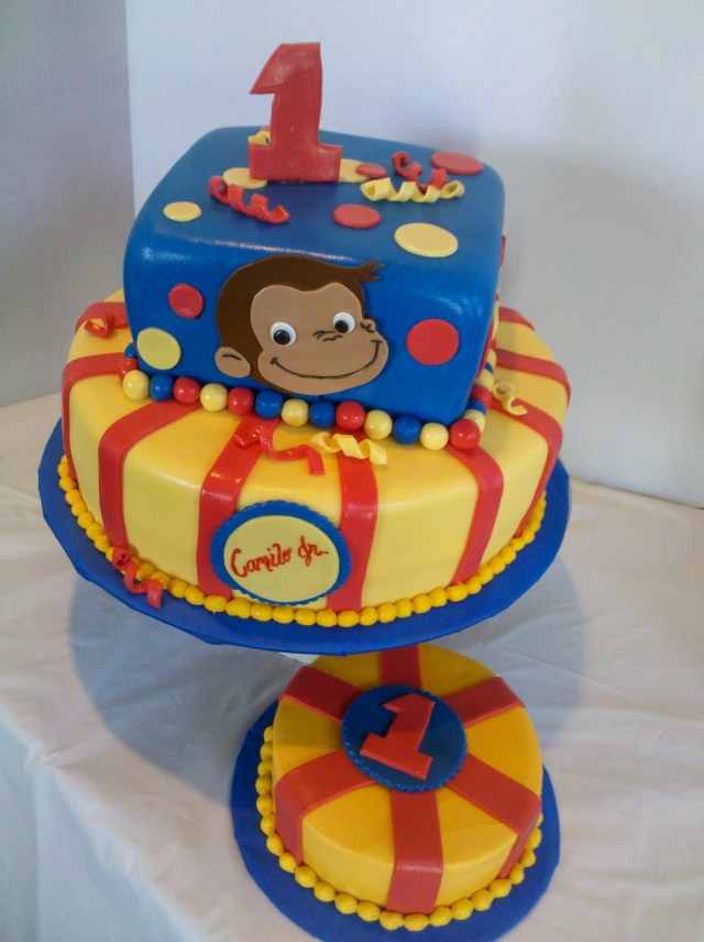 Curious George Birthday Cakes Curious George Birthday Cake Pictures Wedding Academy Creative