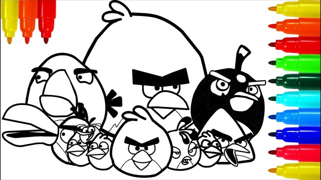 Dinosaur Coloring Pages Angry Birds Dinosaurs Coloring Pages Colouring Pages For Kids With