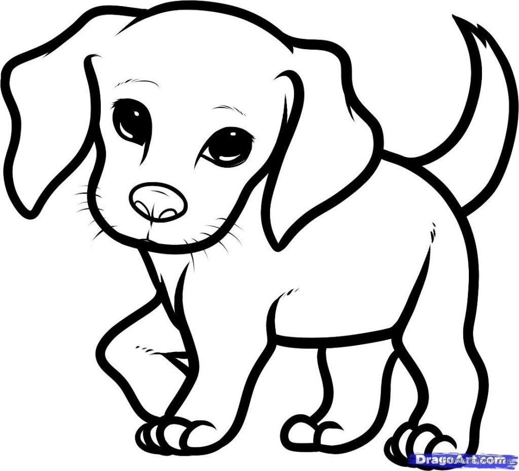 Dog Coloring Pages For Adults Cute Puppy Colouring Pages Dog