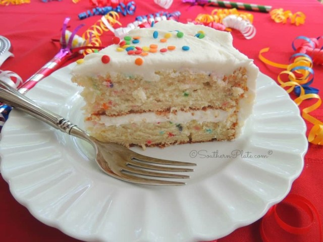 Easy Birthday Cake Easy Peasy Birthday Cake From Scratch And How Southernplate Hatched