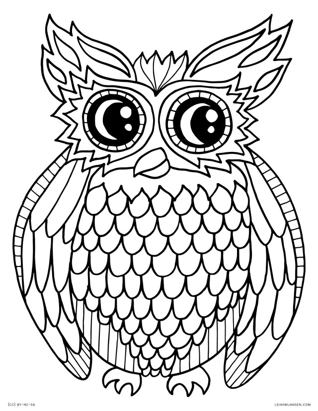 Eye Coloring Page Coloring Pages