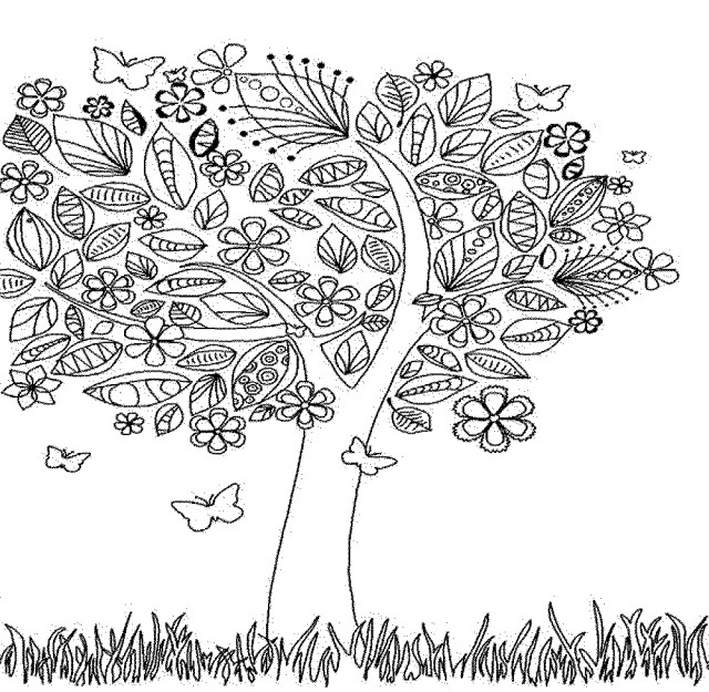 Fall Coloring Pages For Adults Coloring Pages Free Fall Coloring Sheets Photo Ideas Pages