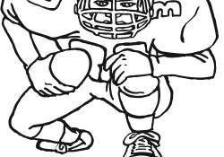 Football Coloring Pages Free Printable Football Coloring Pages For Kids Best Coloring