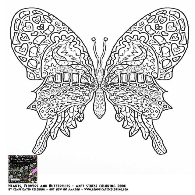Free Butterfly Coloring Pages Free Butterfly Coloring Pages Elegant 18 Beautiful Butterfly