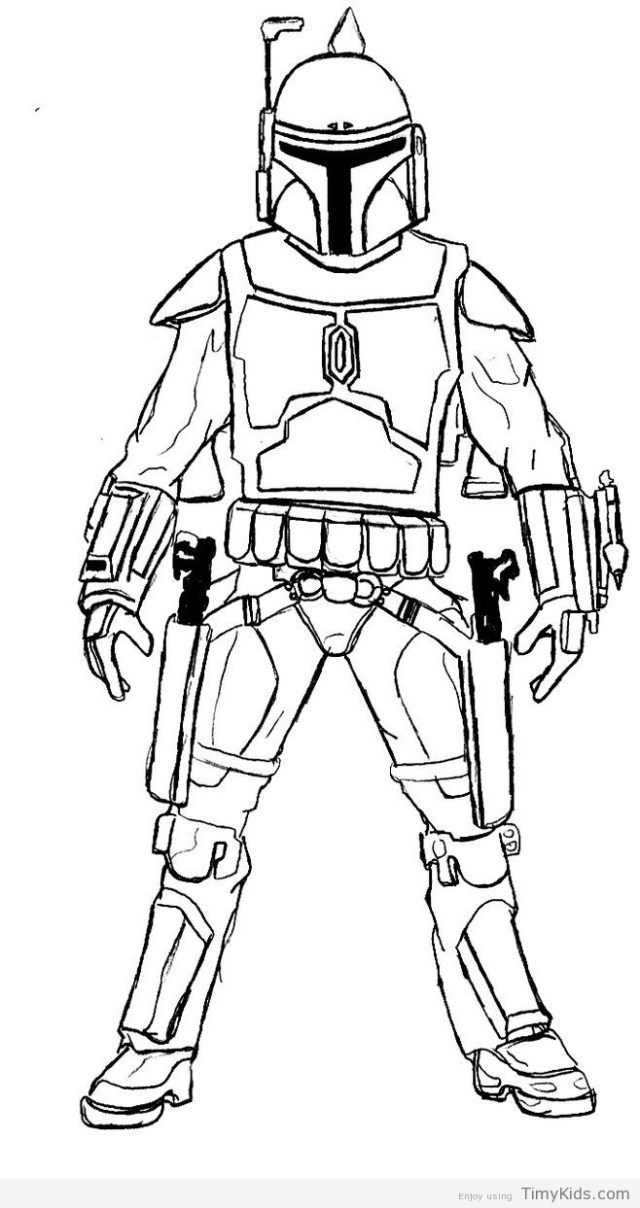 Free Star Wars Coloring Pages Free Printable Star Wars Coloring Pages Timykids