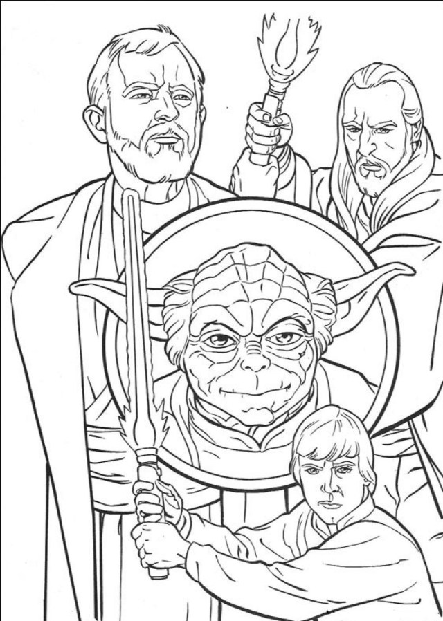 Free Star Wars Coloring Pages Star Wars Coloring Pages Free Printable And Vietti