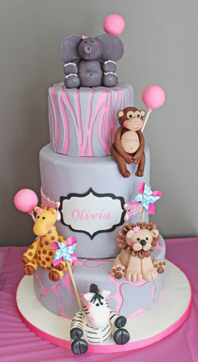 Girly Birthday Cakes 12 Girly First Birthday Cakes Photo 1st Birthday Cake Ideas For