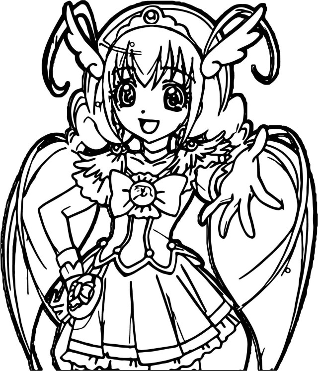Glitter Force Coloring Pages Glitter Force Coloring Pages Arenda Stroy