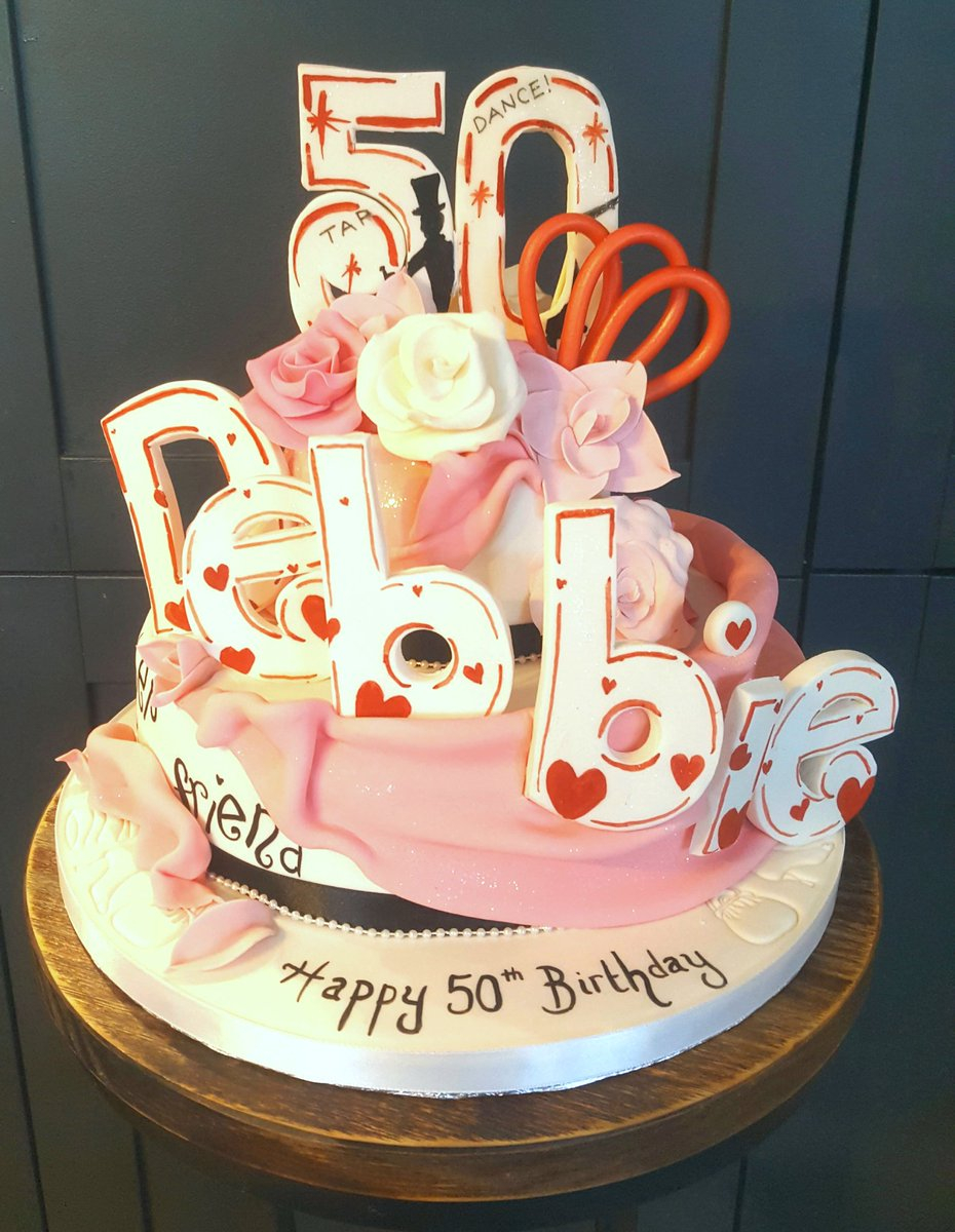 Happy Birthday Debbie Cake Danielle Gotheridge On Twitter Happy 50th Birthday Debbie Bond Xx