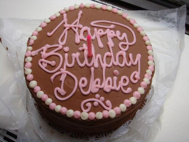 Happy Birthday Debbie Cake Happy Birthday Debbie Cake Images Brithday Cake