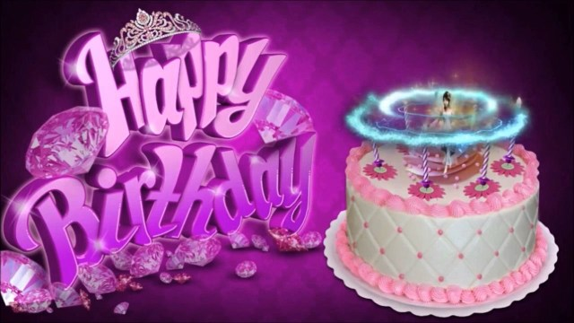 Happy Birthday Gloria Cake Happy Birthday Gloria Youtube