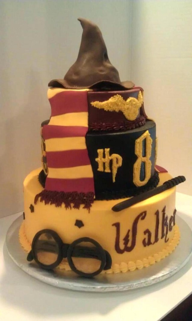 Harry Potter Birthday Cakes Harry Potter Birthday Cakes Ideas Central Homeinteriorpl