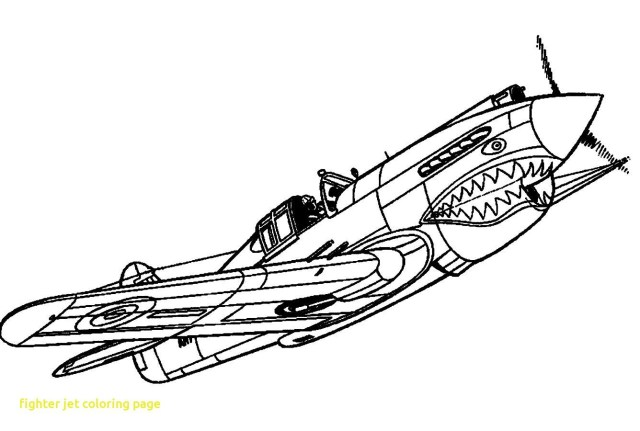 Jet Coloring Pages Aeroplane Colouring Pages Within Jet Fighter Coloring Wuming