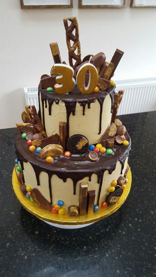 Masculine Birthday Cakes Home Design Amusing Mens 30th Cake Designs For