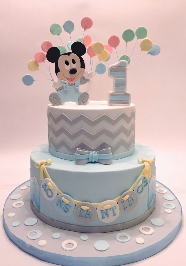 Mickey Mouse 1St Birthday Cake 44 Unique Mickey Mouse 1st Bday Cake Gallery The Best Cake