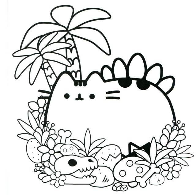 Nyan Cat Coloring Pages The Best Free Nyan Coloring Page Images Download From 45 Free