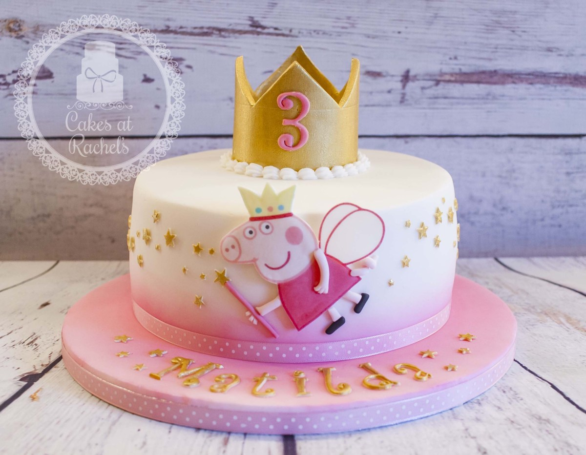 Peppa Pig Birthday Cake Pin Denise Moussawi On Peppa Pig Birthday Pinterest Peppa Pig